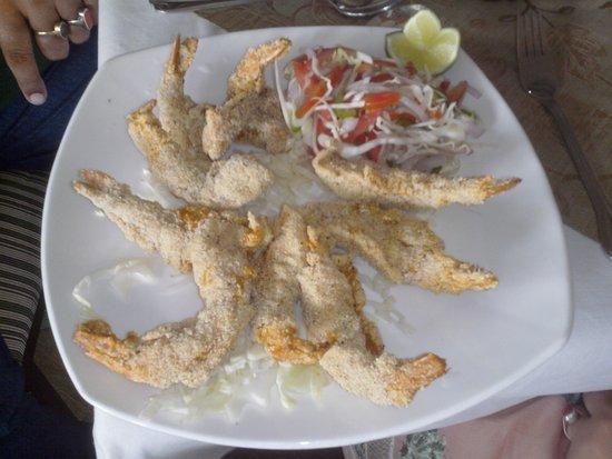 Goa - Club Estadia, A Sterling Holidays Resort: not worth missing prawn rava fry