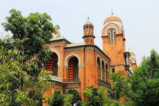 University of Madras : Senate Building, Madras University 1873