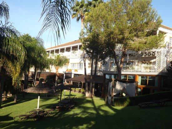 Lindner Golf & Wellness Resort: One of the 3 hotel buildings