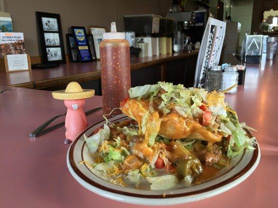 Rose's Lariat: Taco Salad