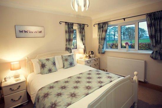Heaton House Farm Superior Beech Trees Room