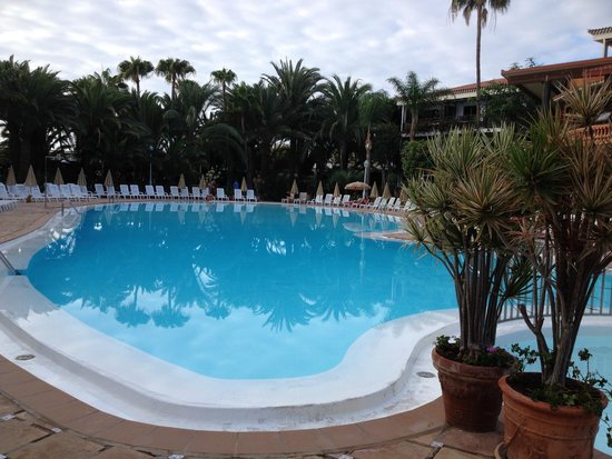Hotel Parque Tropical : Herrlicher Pool im Parque Tropical