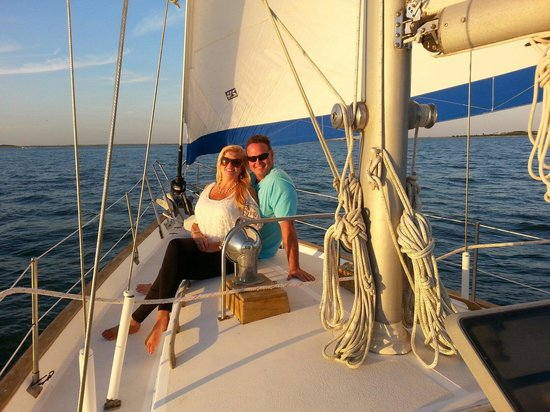 Compass Sailing, LLC: Perfect day.