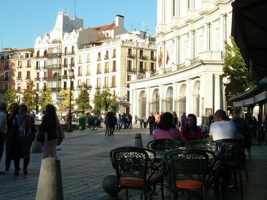 Great picture of hostal central palace madrid madrid Best hotels in central madrid