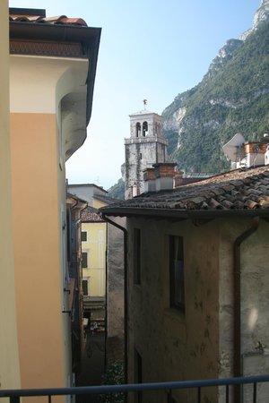 Casa Alpino: Вид с балкона 3 этажа