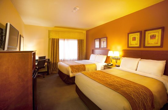 Hotel Ruidoso - Midtown: Standard room with 2 queen beds