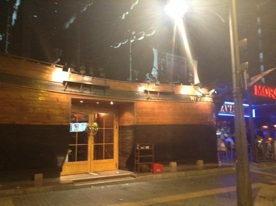 Morgan's Tavern: morgans bar (Neptunes)