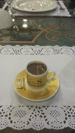 Mawaweel : Turkish coffee