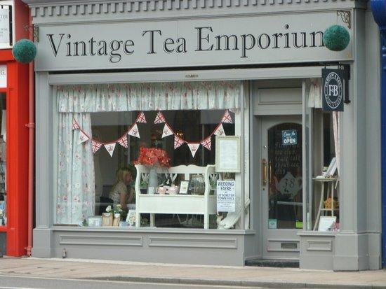 Image result for vintage tea emporium uttoxeter
