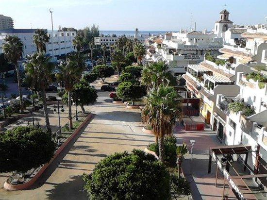 Hotel Toboso Almuñecar: View from room 310