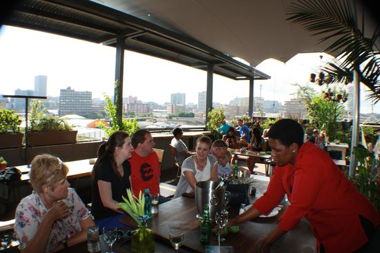 The 10 Best Restaurants Near Maboneng Precinct