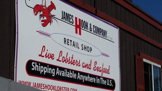 James Hook & Company : A landmark