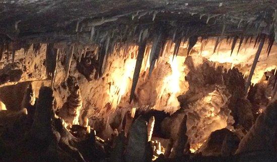 Gondola Ride Up Picture Of Glenwood Caverns Adventure