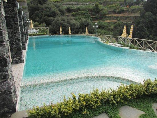 Hotel Porto Roca : Beautiful pool