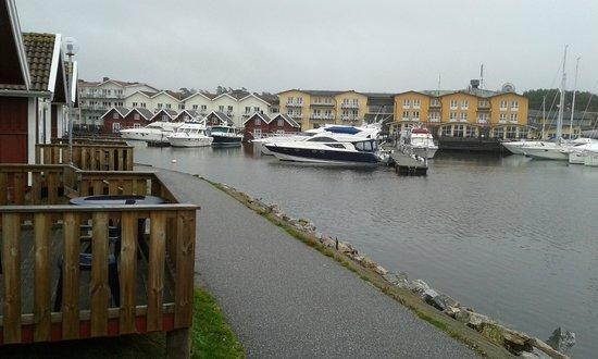 TanumStrand: Hotellet