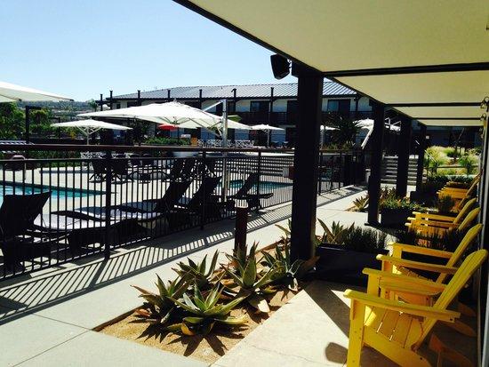 View from room picture of lakehouse hotel resort san marcos tripadvisor - Quails inn restaurant san marcos ...