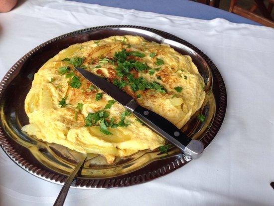 Pounda Paou : Great lunch