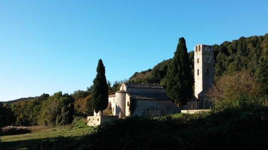 Soggiorno Taverna Celsa: Pieve di San Giovanni Battista di Pernina