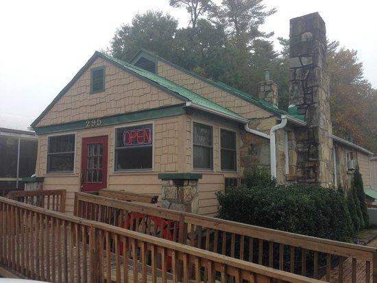 Fireside Restaurant exterior