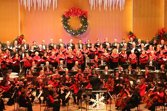 Buffalo Philharmonic Orchestra: The Holiday Pops and Classical Christmas concerts are Western New York traditions
