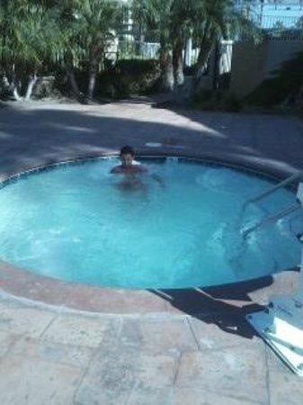 The Comfort Inn & Suites Anaheim, Disneyland Resort: Pool was nice