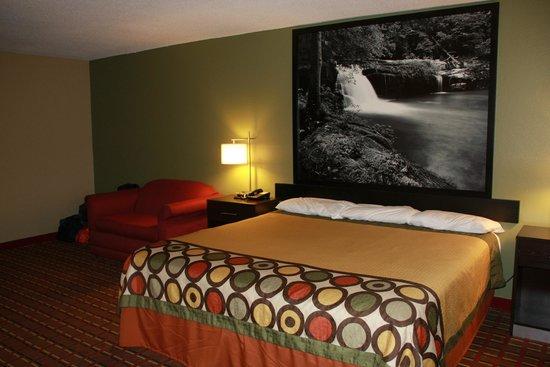 Super 8 Homewood Birmingham Area: Room 218
