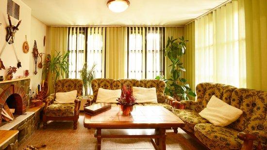 Pension Casa Aurora: salon 2
