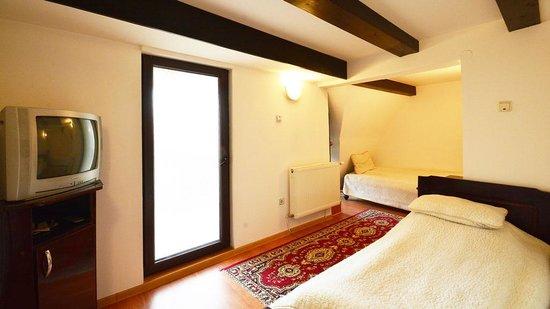Pension Casa Aurora: twin room