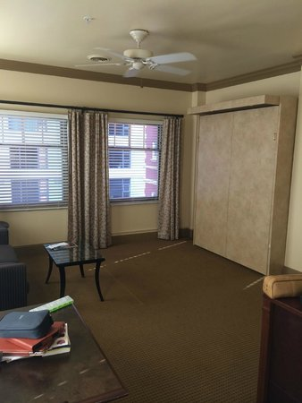WorldMark Seattle at The Camlin : Room with Murphy Bed