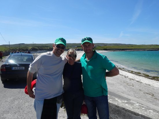 Faherty Day Tours: Bought the same cap (non intencionally, lol). All the best to you, Michael! Go raibh maith agat