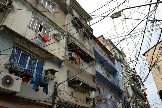 Favela Tour : Rocinha