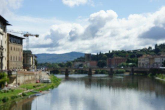 Hotel de La Ville: views in Tuscany