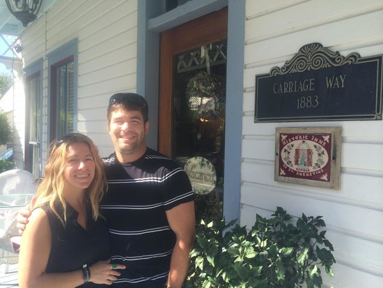 Carriage Way Bed & Breakfast: Can't wait to come back and visit!