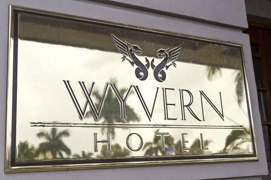 The Wyvern Hotel Punta Gorda : The hotel