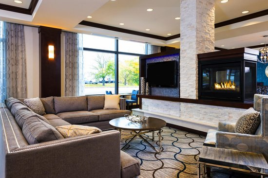 Residence Inn Portsmouth Downtown/Waterfront: Lobby/Lounge