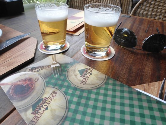 Boteco Belmonte: Excelente opção para um chopp com amigos.