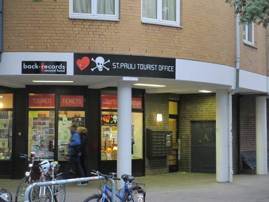 St. Pauli Office: Man fühlt sich hier gut aufgehoben...
