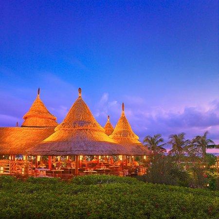 Discover our beautiful Palapas at  Sasi Thai.