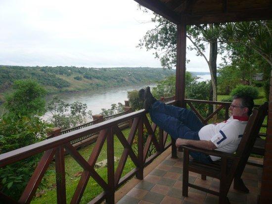 SUPARA : Vista al Paraná desde la galería