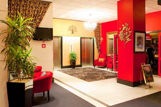 Mercure Wellington Abel Tasman Hotel: Lobby
