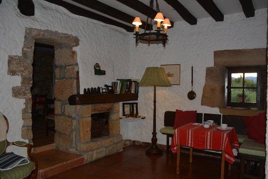 Casa Rural Arotzenea : Comedor