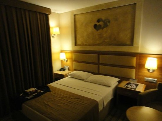 Hotel Venera: Vista do apartamento standard