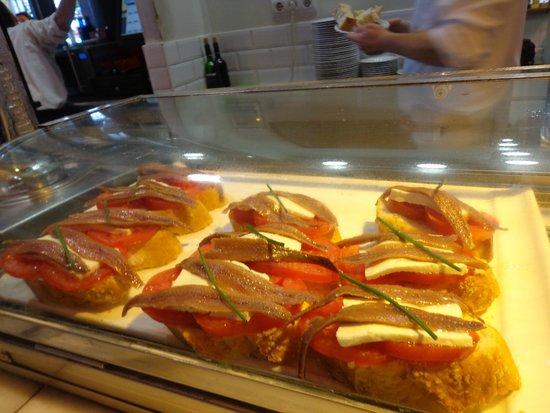 Hostal Oriente: De tapas en el mercado San Miguel !!!!!!!!