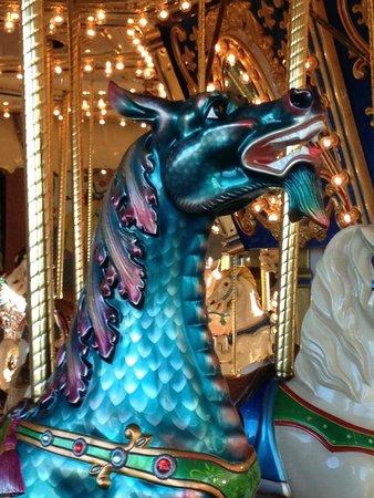 Palace Playland Gorgeous Carousel