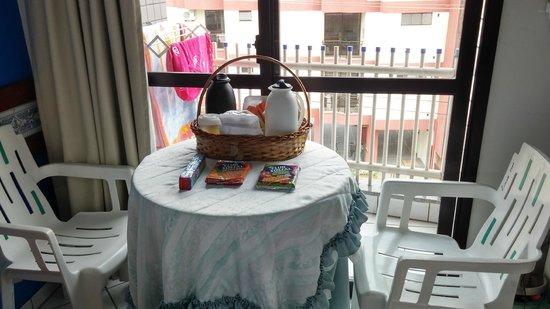 Pousada Favareto : Café da manhã