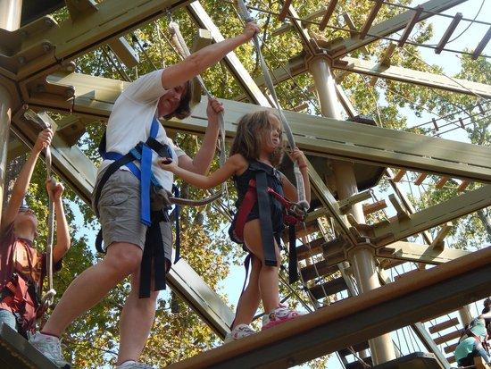 Riverbanks Zoo and Botanical Garden : Sky-High Safari