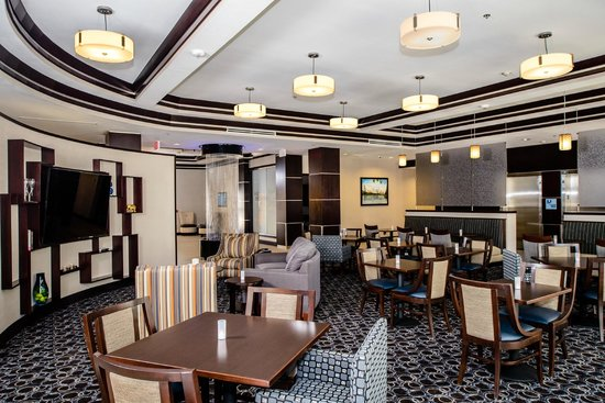 Holiday Inn Express Hotel & Suites Austin NW - Arboretum Area : Dining Area
