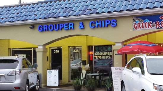 Image result for grouper chips naples