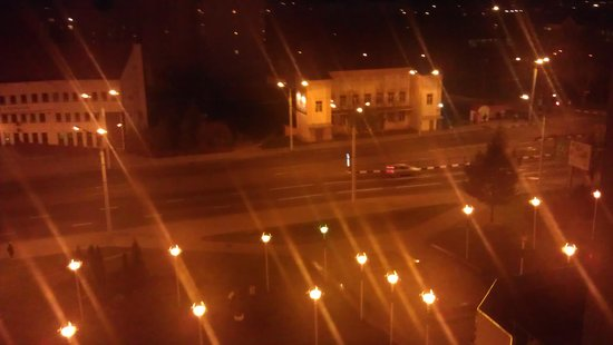 "Luchesa Hotel : Вид из окна ""Лучесы"""