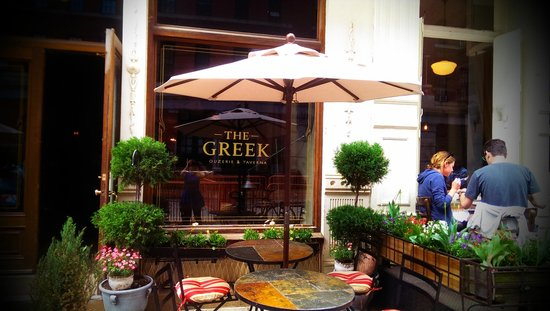 The Greek Tribeca